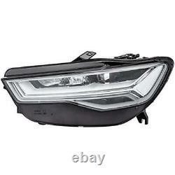 Hella Phare LED Pour Audi A6 4G2 4G5 4GH C7 à Gauche