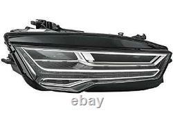 Hella Phare LED Pour Audi A7 Sportback 4GA Droite