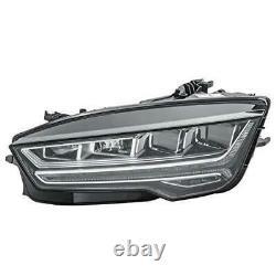 Hella Phare LED Pour Audi A7 Sportback 4GA à Gauche