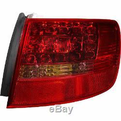 Kit Feux Arrières LED Type Valeo pour Audi A6 avant (4F5, C6) Bj. 05-08