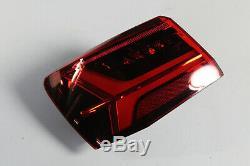 LED Feu Arrière Gauche + Audi A6 4G C7 avant Facelift+Original+4G9945095E