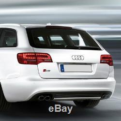 LED Feux Arrières Extérieur + Intérieur Gauche pour Audi A6 4f avant Année
