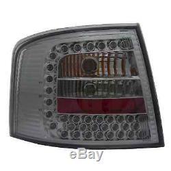 LED avant & Arrière Feux pour Audi A6 C5 4B Année Fab. 97-05 Clair Fumee Noir