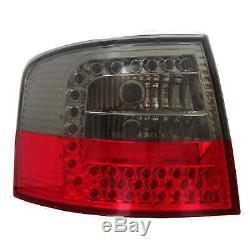 LED avant & Arrière Feux pour Audi A6 C5 4B Année Fab. 97-05 Transparent Rouge