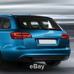 Led Feux Arrières Extérieur + Intérieur Gauche pour Audi A6 4F avant Année Fab
