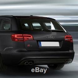 Led Feux Arrières Phrase Ensemble pour Audi A6 4F avant Année Fab