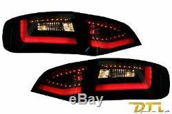 Litec LED Feux Arrières pour AUDI A4 B8 Avant 08-11 DynamiqueLumière Tournante
