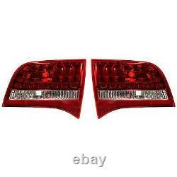 Lumière Arrière LED Feu Arrière Intérieur Set De pour Audi A6 Avant Année Fab