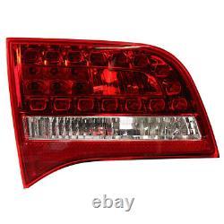 Lumière Arrière LED Feu Intérieur Gauche pour Audi A6 Avant 4F5 C6 Année Fab