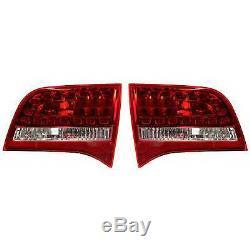 Lumière Arrière Led Éclairage Intérieur Arrière Ensemble pour Audi A6 Avant