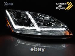 NEUF DRL Phares avants AUDI TT 06-10 8J Chrome Clignotant LED dynamique HID FR L