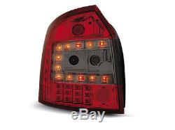 NEUF! Feux arrières pour AUDI A4 B6 1994-2000 AVANT LED R-S FR LDAU35EI XINO FR