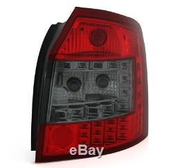 NEUF! Feux arrières pour AUDI A4 B6 1994-2000 AVANT LED R-W FR LDAU34EI XINO FR
