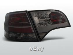 NEUF! Feux arrières pour AUDI A4 B7 2004-2008 AVANT Fumée LED FR LDAU39EI XINO F