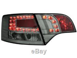 NEUF Feux arrières pour AUDI A4 B7 2004-2008 AVANT Fumée LED FR LDAU39-ED XINO F