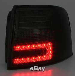 NEUF! Feux arrières pour AUDI A6 C5 4B 1997-2004 AVANT Fumée LED DEPO FR LDAU44E