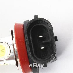 Nid d'abeille Grille Gril + LED Phares antibrouillard Pour AUDI Q7 S-Line 10-15
