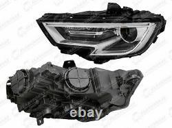 OEM Bi-Xénon Phare Avant Lampe Avec LED Gauche 8V0941043E pour Audi A3 8V 2016