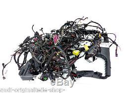 ORIGINAL AUDI S6 4G CEU AVANT faisceau de câblage intérieur plein LED B&O