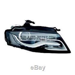 Optique Avant Droit Audi A4 D3S LED Electrique