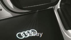 Original Audi A3 A6 A7 A8 Q3 Q7 Tt R8 LED Anneaux Audi