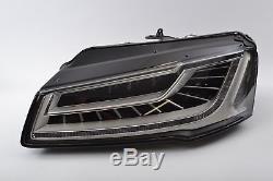 Original Audi A8 (4H) Phare Led avec Matrix-Beam à gauche avant 4H0941783