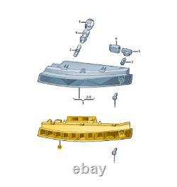 Original Audi Q7 10-15 avant Gauche LED Clignotant Feu Signal 4L0953041E