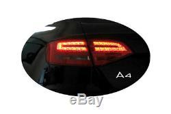 Original Kufatec Adaptateur + Dongle sur LED Feux pour Audi A4 B8 8K Avant
