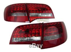 Original LED Feux Arrières de Facelift 2009- pour Audi A6 S6 4F C6 Avant