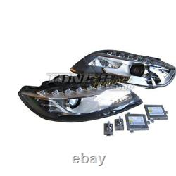 Original Valeo Phares Xénon LED Feux Conversion Pour Audi Q7 4L Facelift