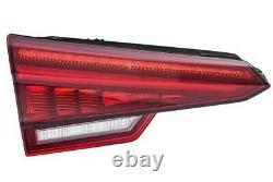 Phare Arrêt Arrière SX Interieur LED Pour Audi A4 2017 IN Avant