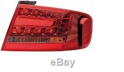 Phare Arrêt Arrière Sx pour Audi A4 2007 au 2011 IN avant Berline Externe LED