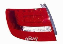 Phare Arrêt Arrière Sx pour Audi A6 2008 au 2010 Externe LED Sw