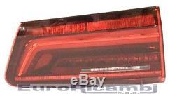 Phare Arrière Côté Droit Intérieur LED Dynamique Audi A6 avant 14 Sw Valeo