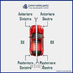 Phare Arrière Droite Xénon Mot. Electr. Parabole Noir Dx Audi Q5 0812