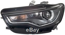 Phare Avant DX Pour Audi A6 2011 Al Bi Xénon Led Dynamique Afs2