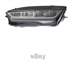 Phare Avant DX Pour Audi A7 2014- Led