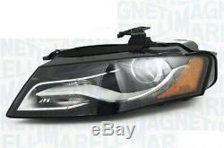 Phare Avant Droite Pour Audi a4 2010 Au 2011 Bi Xénon LED Afs