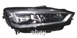 Phare Avant Droite Pour Audi a5 2016 IN Avant LED