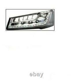 Phare Avant Droite Pour Audi a8 2014 IN Avant LED