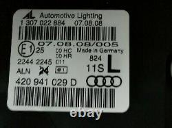 Phare Avant Gauche Audi R8 Full Led