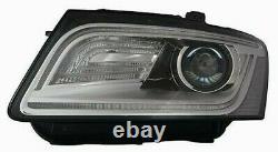 Phare Avant Gauche Bixenon D3S DRL LED Pour Audi Q5 2012 IN Avant