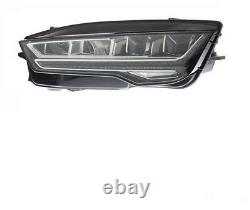 Phare Avant Gauche Pour Audi a7 2014 IN Avant LED