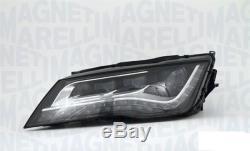 Phare Avant Sx Pour Audi A7 Sportback 2010 Al Bi Xénon Led