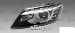 Phare Avant Sx Pour Audi Q7 2009 Al Bi Xénon Led