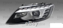 Phare Avant Sx Pour Audi Q7 2009 Jusqu'à Trixenon Led Afs