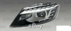 Phare Front de Gauche pour Audi q7 2009 au 2015 Bixenon LED