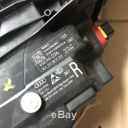 Phare Matrix Audi A6 4G C7. Matrix headlight