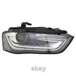 Phare au Xénon Droit D3S / LED Avec Feux de Jour pour Audi A4 Avant 8K5 B8