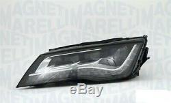 Phare avant Droite pour Audi a7 Sportback 2010 Jusqu'à Bixenon LED